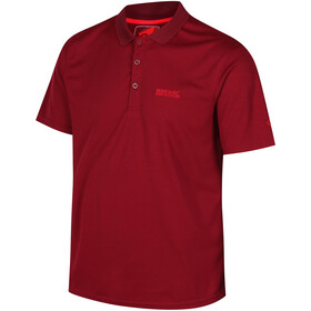 Regatta Maverik IV Camiseta Hombre, delhi red